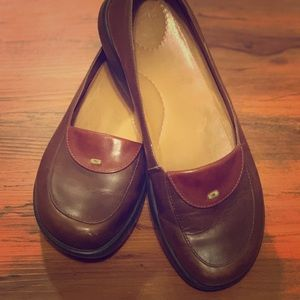 """DANSKO """"Desiree"""" Chocolate Brown Loafer"""
